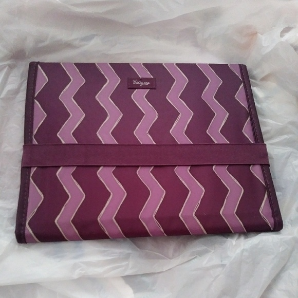 Thirty One Other 31 Gifts Chevron Sketchy Dot Fold It Up Organizer